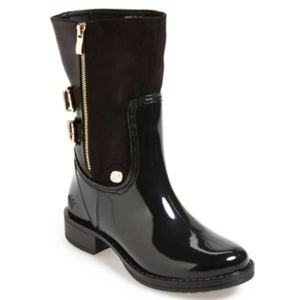 NEW Posh Wellies UK Resilience Short Rain Boot